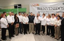 Inaugura Rector de la UAT Expo Educación Superior Reynosa 2017