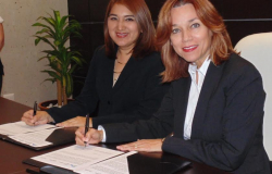 Convenio de coordinación, en beneficio de mujeres Tamaulipecas