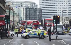 Ataque terrorista en Londres deja cuatro muertos y 20 heridos