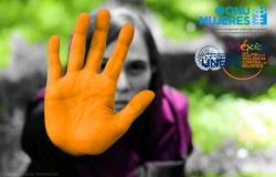 Día Naranja para combatir la violencia contra las mujeres