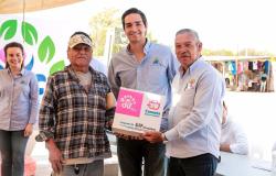 ENTREGA DIF REYNOSA DESPENSAS DEL PROGRAMA NUTRIENDO TAMAULIPAS