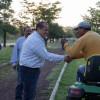 Oscar Almaraz Smer supervisa acciones que realiza el Gobierno Municipal