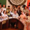 Séptima Sesión Ordinaria de Cabildo presidida  por el alcalde Oscar Almaraz