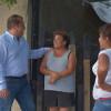 El Alcalde Óscar Almaraz Smer recorre las colonias, revisando el estado que guardan los servicios públicos
