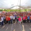 Oscar Almaraz Smer puso en marcha la entrega de apoyos del programa de inclusión social PROSPERA