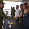 Cambia mando de la Base Operativa Reynosa de la SEMAR