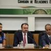 México no acepta muro, es un acto hostil: Videgaray