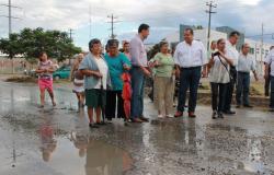 Oscar Almaraz Smer y Protección Civil Victoria realizan recorridos de supervisión