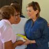 Lleva DIF Victoria servicios a Adultos Activos en ejido La Libertad