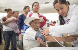 "DIF Tamaulipas lleva ""Un Gobierno Cerca de Ti"" a familias del altiplano tamaulipeco"
