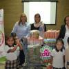 En Cd. Victoria todos los días 17 mil niños reciben su desayuno escolar