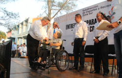 Jugando con causa reúne UAT apoyo a discapacitados