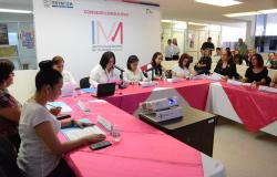 Rinde Informe ante Consejo Consultivo directora del Instituto Municipal de la Mujer en Reynosa