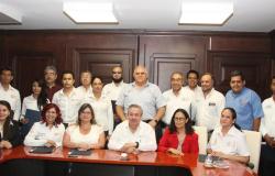 Certifica ANFECA a docentes de la Facultad de Comercio-UAT Victoria