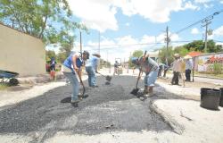 Continúa Servicios Primarios trabajo de reparación asfáltica en principales avenidas de Reynosa