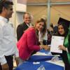 Felicita Maki Ortiz a XXXIV Generación del CONALEP-Reynosa