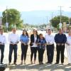 Pavimenta Gobierno de Tamaulipas calles en la capital del estado