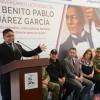 Rinden homenaje al Lic. Benito Juárez en su 145 Aniversario Luctuoso