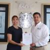 Se integra Hilda Gómez a equipo de asesores del Gobernador García Cabeza de Vaca