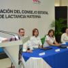 Crea Tamaulipas Comité Estatal de Lactancia Materna, pionero en México.
