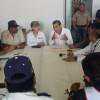 Se reúne Comité Municipal de Protección Civil para enfrentar lluvias del Huracán 'Harvey'