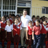 Entrega Gobernador paquetes escolares en Reynosa