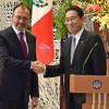 México y Japón refuerzan alianza estratégica