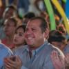 Junto a 10 mil victorenses evalua Oscar Almaraz obras y servicios
