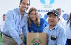 Contribuye Gobierno de Reynosa a seguridad alimentaria