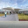 Construye Gobierno de Tamaulipas obras sociales y de seguridad en Nuevo Laredo.