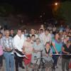 OAS entrega a los vecinos de las 125 calles pavimentadas con concreto hidráulico de alta resistencia