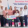 DIF Tamaulipas acerca a familias servicios institucionales