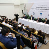 Piden jueces y magistrado intensificar difusión de las bondades del Sistema de Justicia Penal