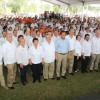 Celebran Gobernador y universitarios magno encuentro en la UAT.