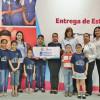 Entrega DIF Tamaulipas estímulos educativos a menores en riesgo de trabajo infantil