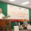 Presidente del INAI imparte conferencia en la UAT