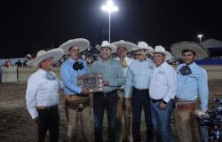 Gobernador premia a campeones del Primer Torneo Charro Tam 2017