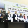 Gobierno firma convenio para la protección y rescate de sitios históricos de Tamaulipas