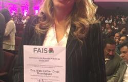 Entrega Gobierno Federal reconocimiento a alcaldesa Maki Ortiz