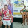 Ceci Ríos se lleva la cuarta parada del Tour de voleibol de playa