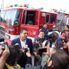 Ciudad de McAllen dona al Estado camión equipado para el combate de incendios