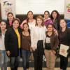Mariana Gómez apoya a grupos productivos de comunidades rurales