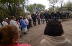 Oscar Almaraz Smer inició una gira de trabajo por seis ejidos del  norte-oriente del Municipio