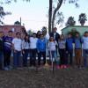 Jóvenes Tamaulipas se une a la recuperación de espacios públicos en Matamoros.