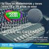 Jóvenes Tamaulipas convoca al casting Poder Joven Radio en Matamoros