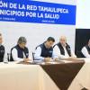 Se instala Red Tamaulipeca de Municipios por la Salud