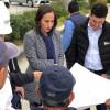 Supervisa SOP proceso de construcción de Puentes Vehiculares en la Zona Sur