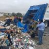 Participan empleados y funcionarios municipales en jornada de limpieza