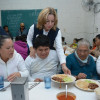 Supervisa Gobierno de Tamaulipas atención a beneficiarios de comedor comunitario