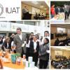 Preside Rector celebración por el día del nutriólogo en la UAT